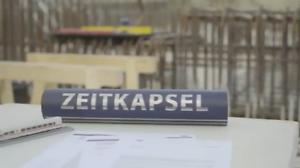 Bulktex® Premium Edelstahl V2A Grundsteinlegung Zeitkapsel Ø 76mm kein Kupfer C2
