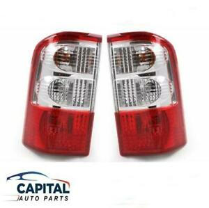 Pair Tail Lights with bulbs & Cable for Nissan Patrol GU Y61 98-04 FULL FUNCTION