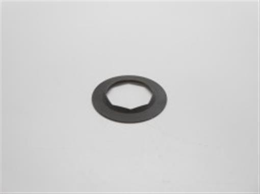 4pcs Market Cart 8mm Thread Dia 1.5 inch Rotary Round Wheel Swivel Caster K7V9