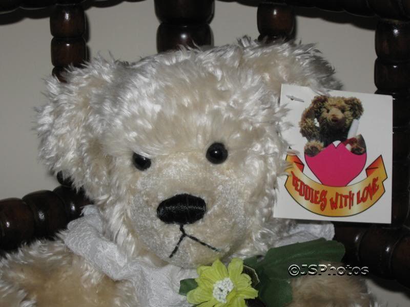 Metro Thirsk UK Daisy Bear 4th Edition Limited Edition 4th 2002 eb9312