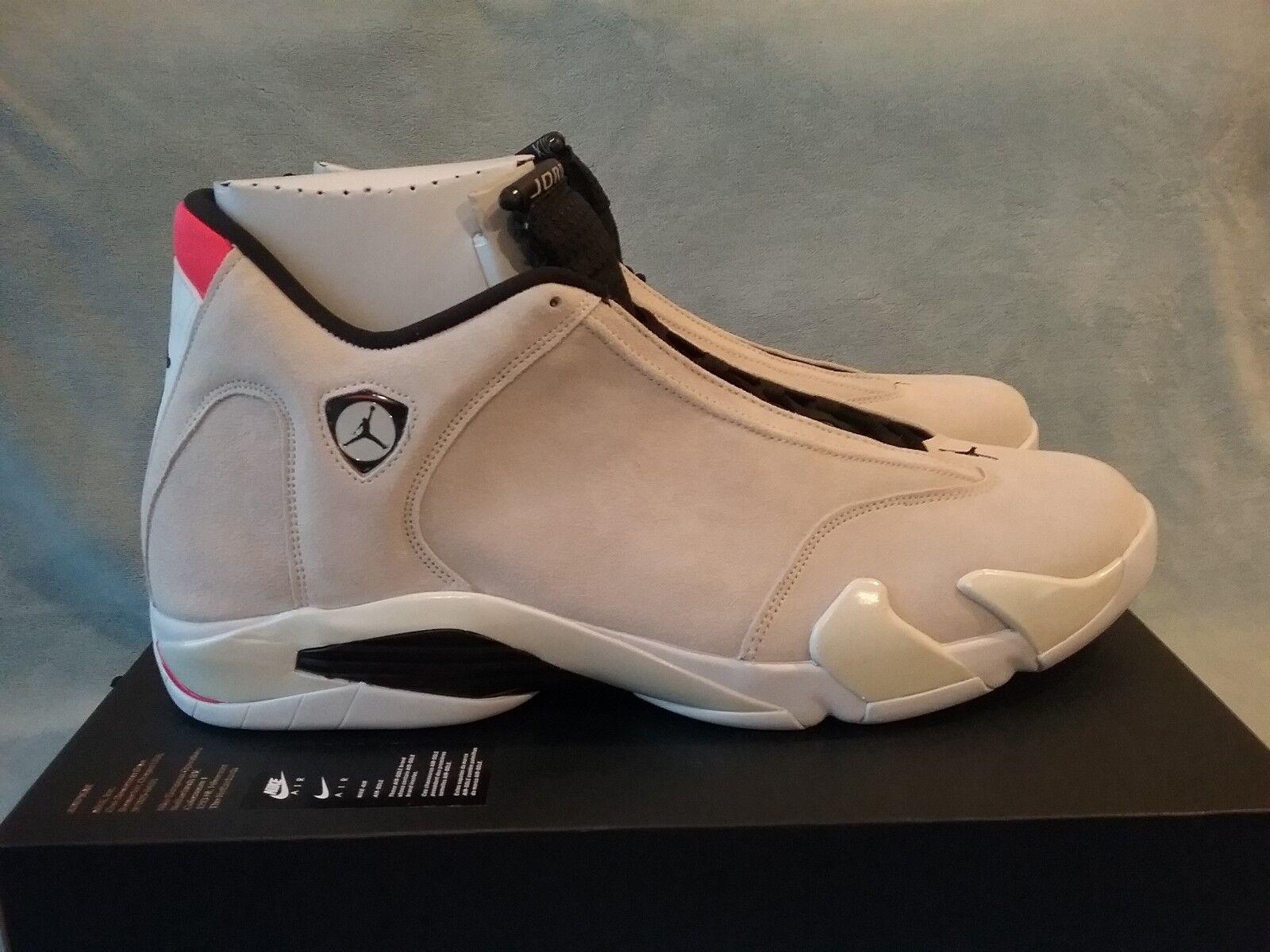 Nike Air Jordan 14 retro 487471021 arena del desierto blanco 487471021 retro 084e1a