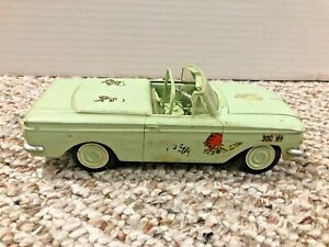 Vintage 1962 Rambler Custom MODEL CAR SCREWBOTTOM