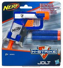 Toy Dart Gun NERF N-STRIKE ELITE JOLT EX1 BLASTER Micro Size Small Stealth 98961