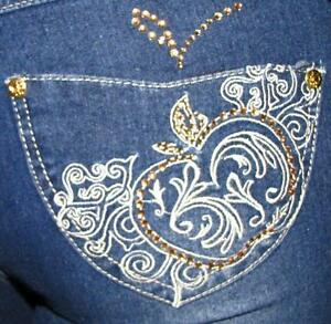 Apple Bottom Jeans Ladies Misses and Plus Size | eBay
