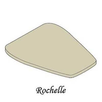 Kohler 1014072 40 Rochelle Toilet Seat Parchment Ebay