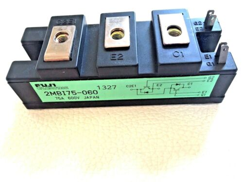 2MBI75-060 FUJI IGBT Modul 600V - 75A - 325W