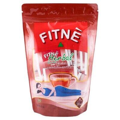 Fitne Natural Herbal Infusion Tea Original, Slimming ...