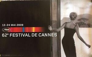 AFFICHE-ORIGINALE-62-eme-FESTIVAL-DE-CANNES-2009-60-x-36