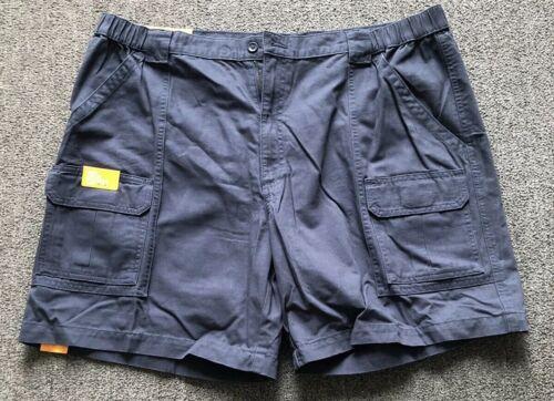 NWT Savane Mens Hiking Shorts-Color-Blue Nights-Size-34-MSRP-$54.00