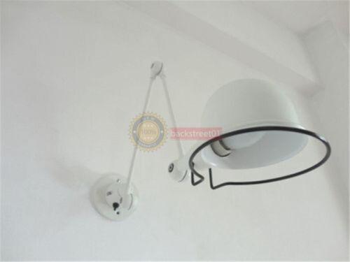 Retro Nostalgia Style Adjustable Iron Jielde Wall Lamp Ceiling Light LED Bulbs