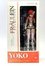 Gurren Lagann Yoko Revoltech No.10 Action Figure KAIYODO JAPAN