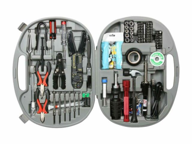 Computer Tool Kits for Network & PC Repair Kit Rosewill Tool Kit RTK-146