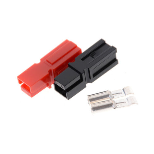 5pair=10set Connectors 45 Amp Pole Red Black ideal for DC Power TEIJ
