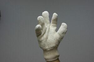 2 Paires Gants De Protection Anti-coupure Protection Thermique Gants Coton Utilisation Durable