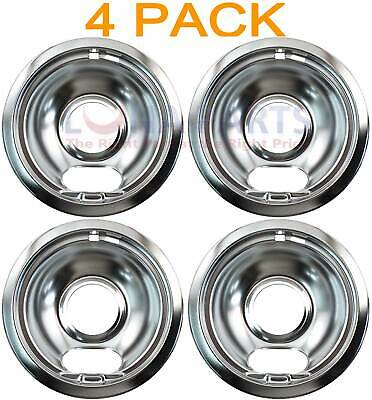 4 Pack Ge Roper Stove Range 6 Quot Drip Bowl 296481 296027