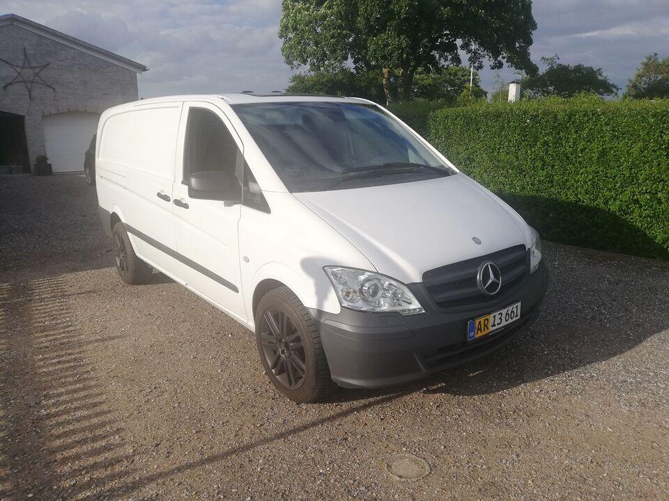 Mercedes Vito 113, 2,2 CDi Kombi L, Diesel