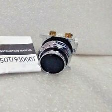 60 day warranty Eaton black extended head push button 10250T25B