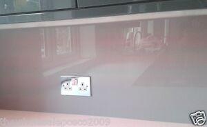 Acrilico-Splash-Back-per-la-cucina-bagno-con-questo-foglio-di-plastica-grigio