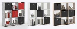 034-Mega-5-034-Floor-Standing-Bookcase-Storage-Shelving-Room-Divider