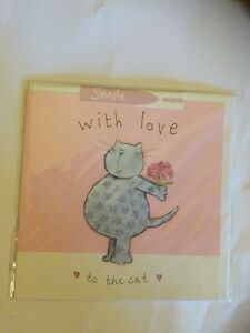 With-love-to-the-cat-cartoon-cat-with-flowers-blank-greetings-card