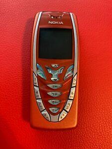 Nokia 7210-Rouge (Débloqué) Téléphone portable