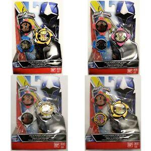 Détails Sur Bandai Power Rangers Ninja Steel Ninja Power Star 3 Pack Afficher Le Titre D Origine