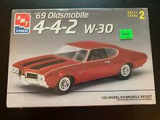 "Dr.Oldsmobile Creates 1969 W Machine W 30 442 8 Pge Original Print Ad 8.5 x 11 /"""