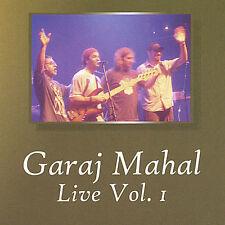 Live, Vol. 1 by Garaj Mahal (CD, Dec-2003, Harmonized Records)