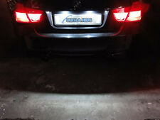 BMW E46 E39 E60 E90 Xenon White LED Number Plate Lights Bulbs  E92  ; SAMSUNG ;