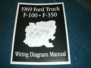 1969 FORD F450 F550 F650 F750 WIRING DIAGRAMS MANUAL | eBay | Ford F650 Wiring Schematic |  | eBay
