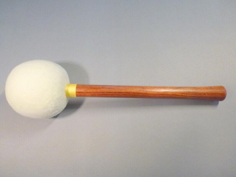 Schlägel für Bass Drum,  Gong, Tam - Tam, 95 mm D., (B23)
