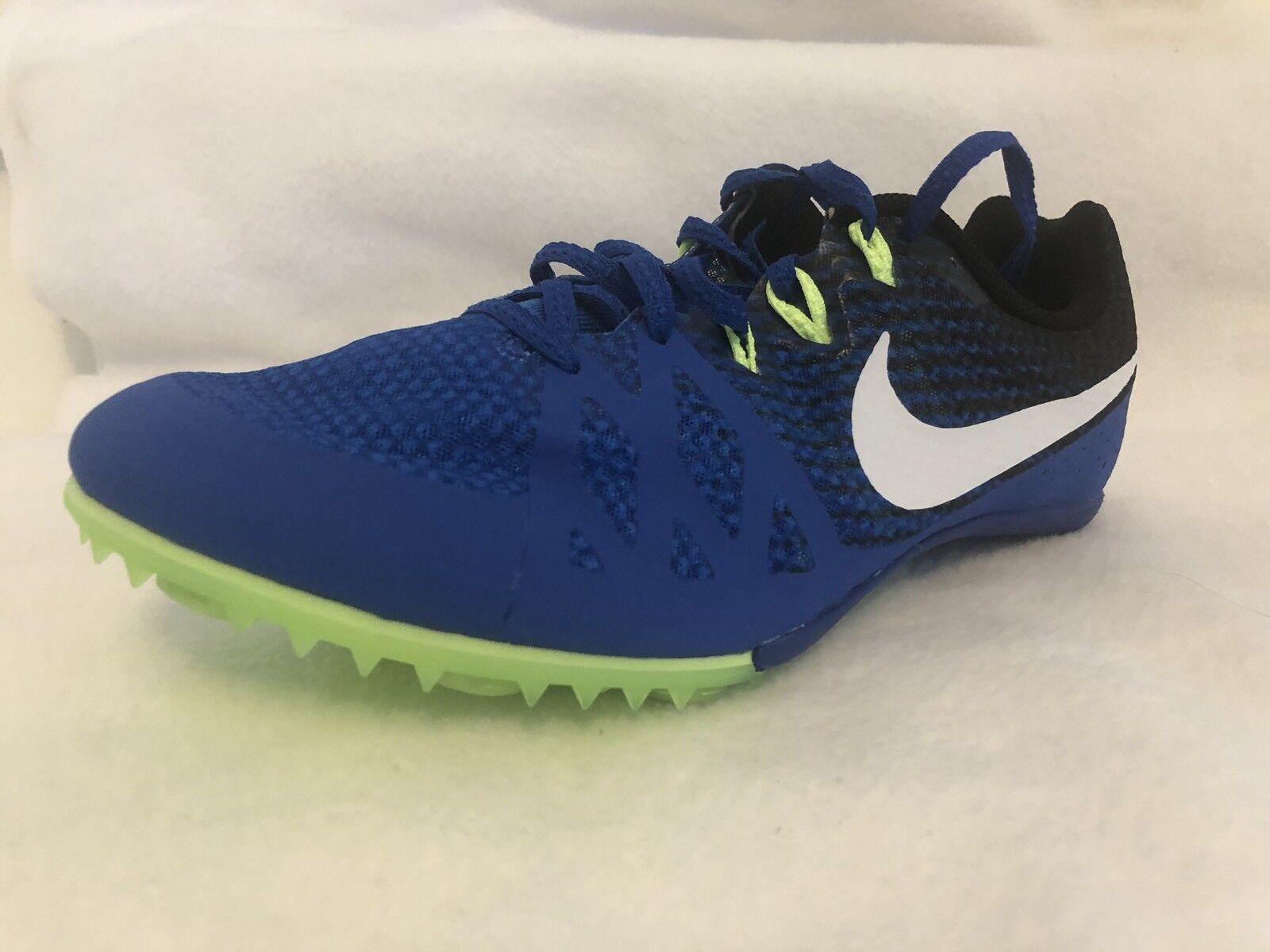 on sale f6bea 3981b ... Nike Zoom Rival M 8 Blue Men s Men s Men s Women s Multi Use Track  Spikes MSRP  70 ...