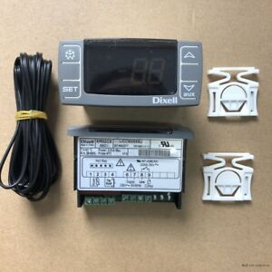 New Dixell Xr02cx 5n0c1 Digital Display Temperature Controller Thermometers Ebay