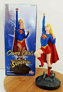 Cover-Girls-Supergirl-Statue-250-5000-DC-Universe-Comics-Adam-Hughes-Series-11-034