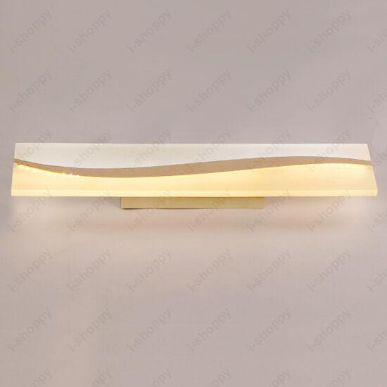 21W LED Wall Lamp Washroom Makeup Mirror Light Fixture SMD Acrylic Bathroom Shop