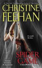 A GhostWalker Novel: Spider Game Bk. 12 by Christine Feehan (2016, Paperback)