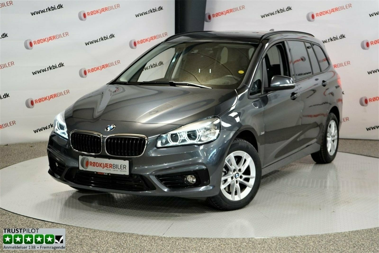 BMW 218i 1,5 Gran Tourer Sport Line aut. 7p 5d - 359.900 kr.