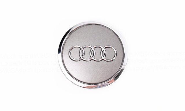 1 x Audi 69mm Nabendeckel Radenkappe Felgendeckel 4B0601170A für A4 A6 S4 S6 RS4