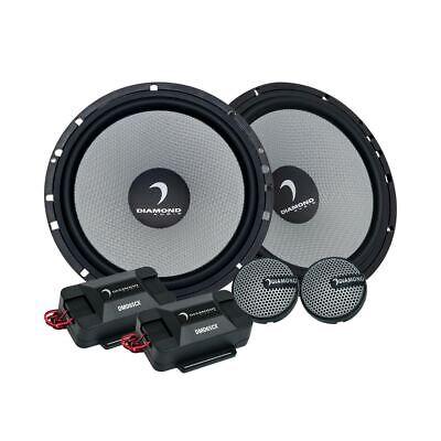 Diamond Audio DMD65C DMD-Series 6-1//2 160W 2-Way Component Speaker System