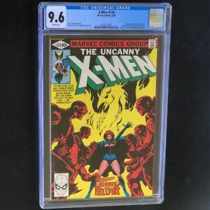X-Men-134-1980-CGC-9-6-White-Pgs-1st-Dark-Phoenix-Marvel-Comic-Uncanny