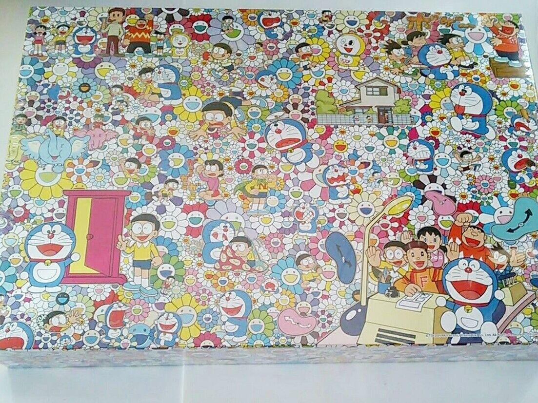 TAKASHI MURAKAMI jigsaw puzzle Kaikai Kiki Doraemon Exhibition Tokyo Limited
