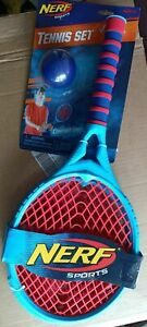 Nerf-Sports-Challenge-Tennis-Set-2-Racquets-with-Comfort-Grip-and-Ball-GallyHo