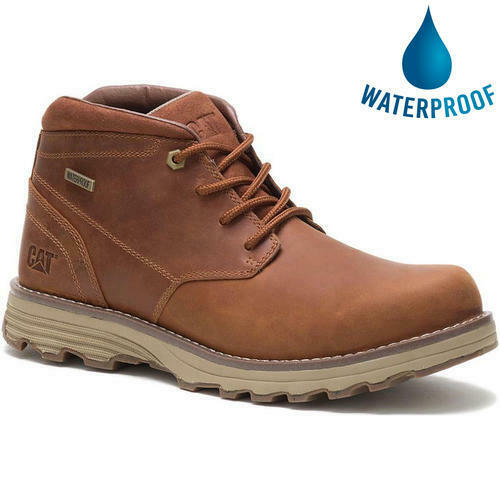 UK 11 Waterproof 100 Leather BOOTS