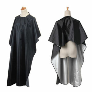 Salon-Hair-Cut-Hairdressing-Hairdresser-Barbers-Cape-Gown-Cloth-Waterproof