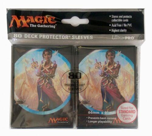 Ultra Pro 80 Kaladesh MtG Sleeves 66x91mm Magic Karten Hüllen