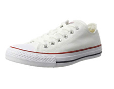 half off b2348 7be7a item 5 CONVERSE CHUCK TAYLOR ALL STAR CANVAS LOW TOP SNEAKERS UNISEX  WHITE BLACK RED -CONVERSE CHUCK TAYLOR ALL STAR CANVAS LOW TOP SNEAKERS  UNISEX ...