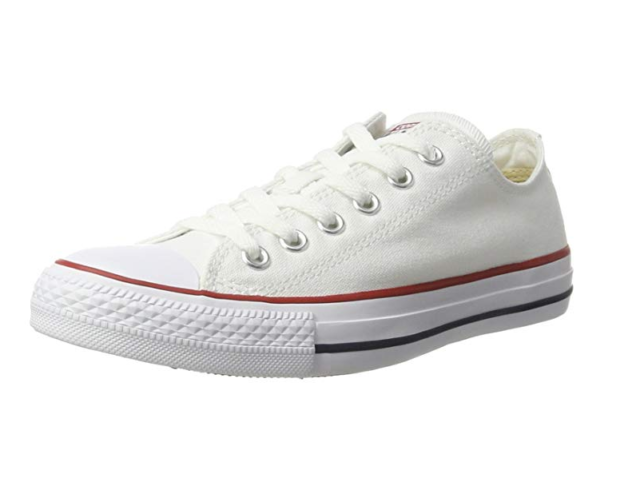30c6be948caa6 Converse Unisex Chuck Taylor All Star Low Top Sneakers 6.5 B(M) US Women /  4.5 D(M) US Men - M7652-000