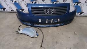 Complete-AUDI-TT-MK1-Front-Bumper-With-Headlight-Washers-amp-Bottle