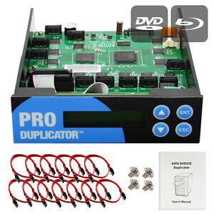 Produplicator 1-9-10-11 Blu-ray CD/ DVD BD SATA Duplicator Copier CONTROLLER