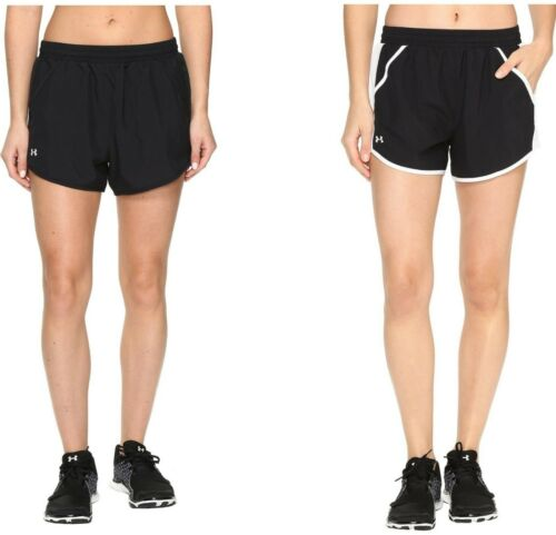 Under Armour Running Shorts Womens Fly By Performance Loose Fit Athletic Bottoms